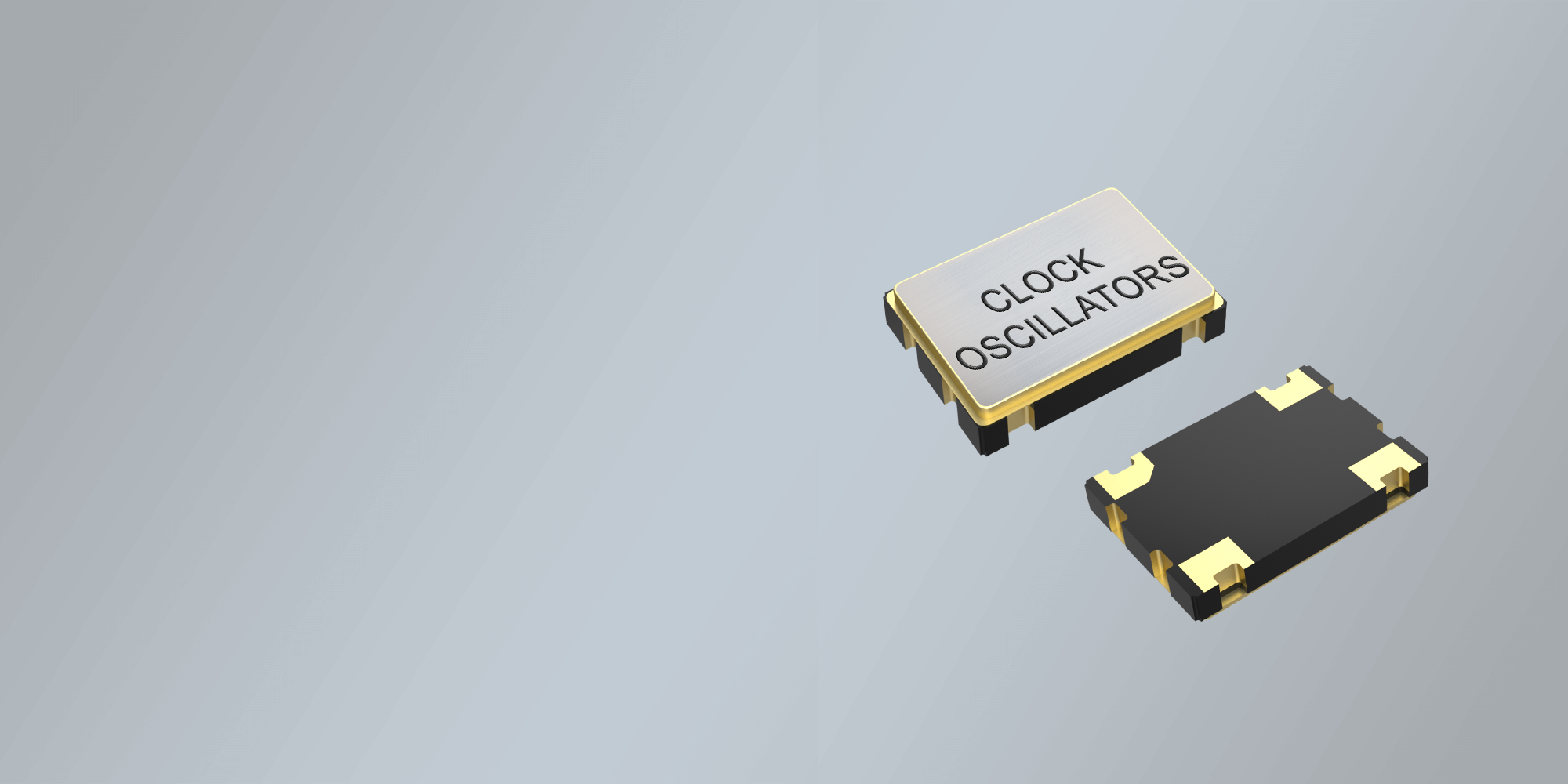 QUARTZ OSCILLATORS - FAST REPLACEMENT FOR MEMS
