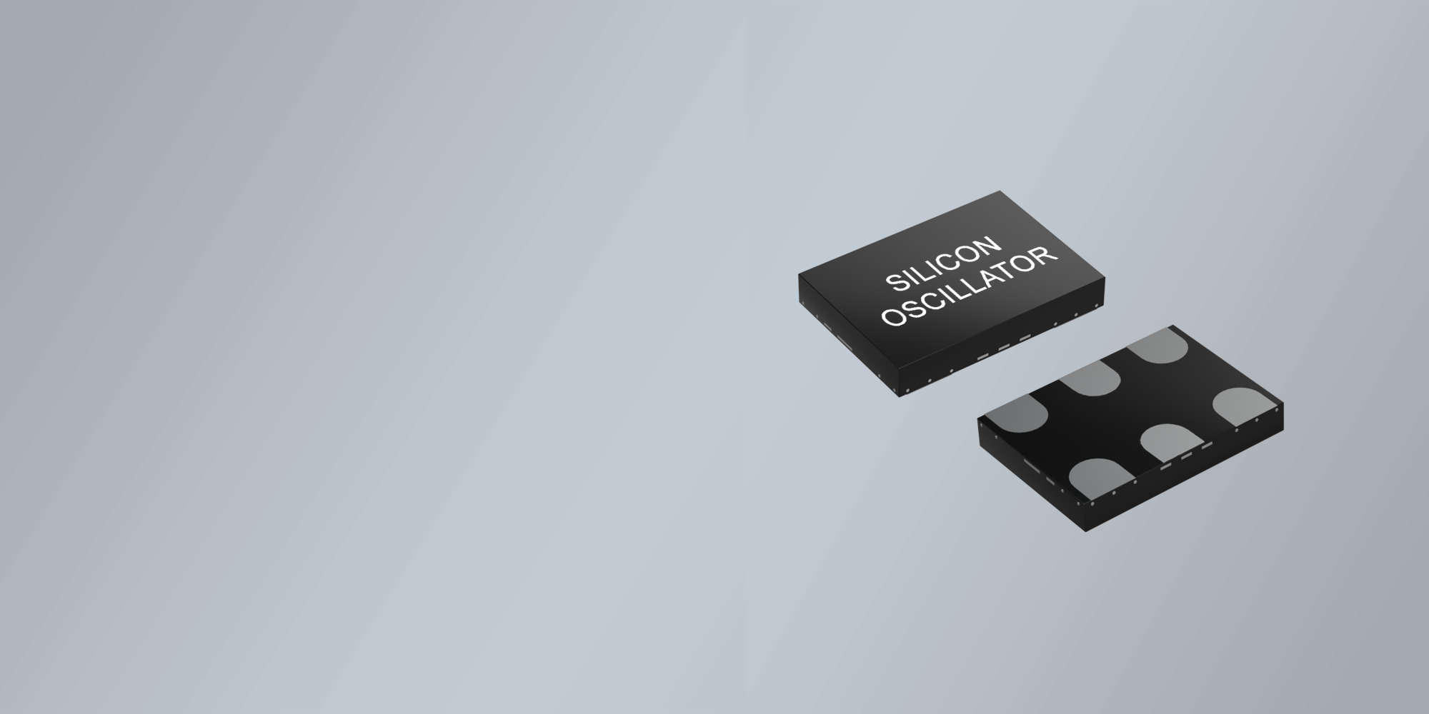 SMD DIFFERENTIAL 1 - 220 MHz SILICON OSCILLATORS